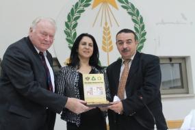 """GTC awareded the """"Hans-Jürgen-Wischnewski-Award"""" 2013"""
